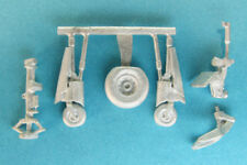 Harrier GR.1/3, AV-8A Landing Gear For 1/72nd Scale Revell 1998 & newe SAC 72083