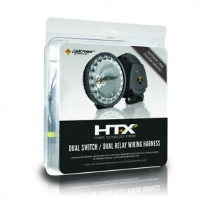 Lightforce HTX Dual Switching Wiring Harness Lightforce