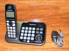 Panasonic (Kx-Tg4741) 1.9 Ghz Single Line Cordless Phone System w/ Power Supply