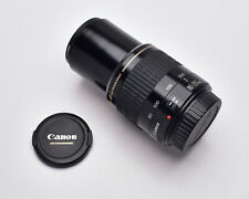 Canon EF 80-200mm f/4.5-5.6 Zoom Lens for EOS Camera Caps & Filter (AMZ)