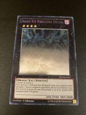 YU GI OH - Drago Xyz Ribellione Oscura - Nech-it053