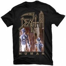 DEATH Human Official Death Metal Black T-Shirt XL NEW Relapse Records
