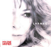 Mylène Farmer CD Single Des Larmes - Digisleeve - France (M/M)