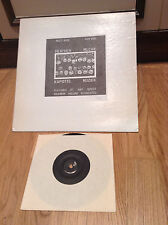 "Kapotte Muziek - Heathen Muzak - 7"" Vinyl, Limited Edition, Numbered, 1989"