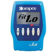 COMPEX FIT 1.0 - Electro-stimulation 4 électrodes -