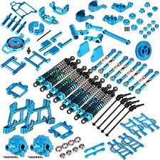 Upgrade Parts Package For HSP 1/10 RC 4 WD Nitro Power Off-Road Truck 94108 Blue