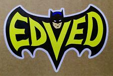 PEARL JAM EdVed Batman ORIGINAL Sticker Rare MINT RARE Eddie Vedder Pick Decal