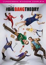 The Big Bang Theory - Stagione 11 (3 DVD) - ITALIANO ORIGINALE SIGILLATO -