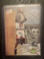 Michael Jordan 1993-94 Fleer Ultra Famous Nicknames Air #7