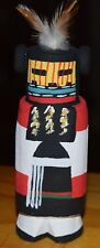 MAIDEN CARVING GRACE POOLEY ROUTE 66 KACHINA CARVING HOPI  FREE SHIPPING