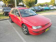 1993 Subaru Impreza Wagon Bonnet S/N# V6876 BI1820