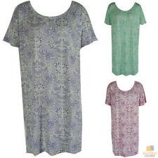 Viscose Sleepshirt Everyday Sleepwear for Women