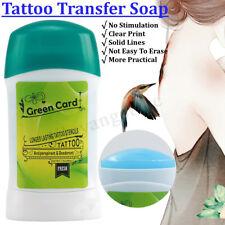 1Pcs Stencil Stuff Tattoo Thermal Transfer Solution Application Green Stuff Soap
