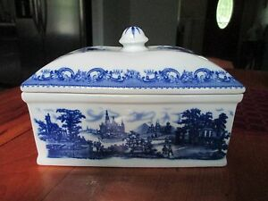 Vintage Rectangle Tureen