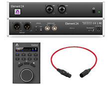 Apogee Element 24 | 10x12 Thunderbolt Audio Interface with Control Remote