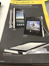 Scosche kickBACK P1 Hybrid Case with Kickstand for iPad 16 32 64 GB