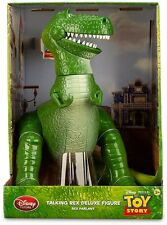 Disney Toy Story Talking Interactive Moving ROARING REX Kids Dinosaur Figure NEW