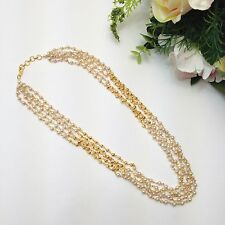 Indian Asian Bridal Jewellery Party Ethnic Wear Raajwadi Mala Necklace