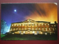 POSTCARD YORKSHIRE WAKEFIELD - NOSTELL PRIORY AT DUSK