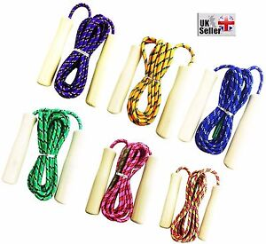 GOOD QUALITY  HIGH SKIPPING ROPE FOR KIDS AND ADULTS