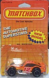 Matchbox 1:64 The Automotive Superstars • Modified Racer MB32