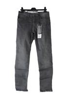 "Burton Menswear Super Skinny Jeans Grey Size W32"" L30"" DH004 PP 04"