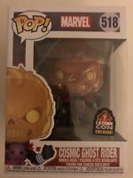 S1 Funko Marvel Cosmic Ghost Rider #518 LA Comic Con Exclusive Figure 2019 New!