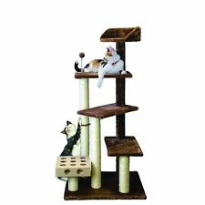 Cat Tree For Large Cats That Look Like Trees Clibing Tower Scratching Condo Bed