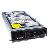 IBM 8737-AC1 FLEX BLADE,8GB RAM, 2 x E5-2620 V2 2.1 GHZ, 6C 15MB, 2 X 146GB HDD