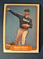 1982 FLEER NOLAN RYAN #229  HOF  MINT OR BETTER  NOLAN RYAN INVEST NOW