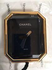 CHANEL VINTAGE alarm clock/watch VERY RARE - 1990 - EXCELLENT CONDITION -