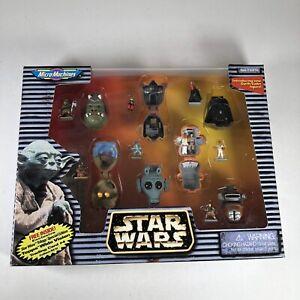 Star Wars Micro Machines Miniature Figure Heads Darth Vader Figure 1996