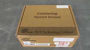 PAX Technology A80 All-In-One Android Countertop Terminal A80-MBA-RD5-01AA
