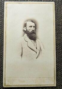 Civil War CDV Confederate General A.P. Hill