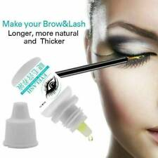 100% Natural Eyelash Eyebrow Enhancer Rapid Growth Serum Thicker Longer 5ML