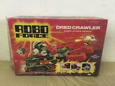 1984 Robo Force DRED CRAWLER No. 48133 Ideal NOS Vintage