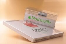  New Not Sealed Apple iPod Shuffle 2nd Generation 1gb Silver + AppleCare ★★★★★