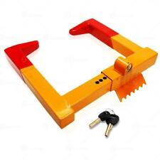 Zone Tech Security Tire Wheel Lock Clamp Boot Claw Anti Theft Protective Vehicle