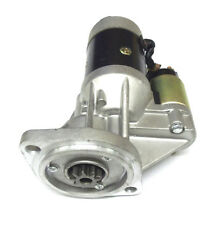Starter Motor For Isuzu Pickup Import TFS55 2.8TD / TFS69 3.1TD 1993>ON NEW UNIT