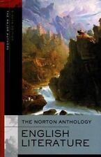 The Norton Anthology of English Literature, 8th Edition, Volume 1