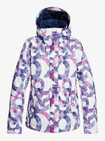ROXY SNOW Women's JETTY Snow 2020 Jacket - WBB3 - Small  - NWT  LAST ONE LEFT