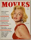 Vintage June '54 Movies Magazine Elegant Marilyn Monroe River of No Return Cover