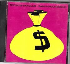 Teenage Fanclub - Bandwagonesque . CD Album.