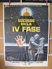 3810      SUCESOS EN LA CUARTA FASE SAUL BASS