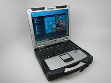 380 Hrs Toughbook MK4 CF-31 WBLNGDM Core I5 3340M  2.7GHz 8GB 500GB HDD, Win 10