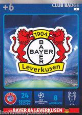 2014/15 ADRENALYN XL CHAMPIONS LEAGUE BAYER 04 LEVERKUSEN No. 9