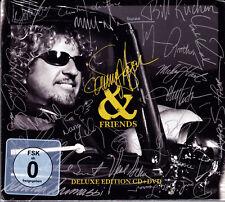 SAMMY HAGAR & FRIENDS same Deluxe Edition CD + DVD NEU OVP/Sealed