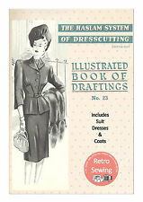 The Haslam System of Dresscutting No. 23 1940's  - Copy