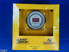 Auto Meter 4379 Ultra Lite Digital Wideband Air Fuel Ratio Gauge Kit o2 AFR