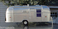 Airstream Camper Trailer 1/25 Scale G Scale Diorama Accessory Item